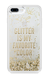 Kate Spade Glitter is My Favorite Color Case - iPhone 7 Plus