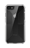 Speck Presidio Grip Clear Case - iPhone SE (2020)/8/7/6s