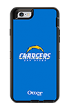 OtterBox Defender Series NFL San Diego Chargers Case and Holster - iPhone 6/6s