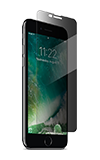 BodyGuardz Privacy Spy Tempered Glass Screen Protector - iPhone 6s Plus/7 Plus