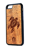 Sonix Pono Wood Hawaiian Turtle Case - iPhone 6/6s