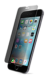 BodyGuardz Privacy Tempered Spy Glass Screen Protector - iPhone 6/6s
