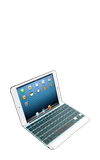 ZAGG Backlit Cover Keyboard iPad Mini