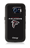 OtterBox Defender Series NFL Atlanta Falcons Case and Holster - Samsung Galaxy S6