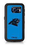 OtterBox Defender Series NFL Carolina Panthers Case and Holster - Samsung Galaxy S 6