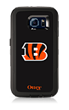 OtterBox Defender Series NFL Cincinnati Bengals Case and Holster - Samsung Galaxy S6