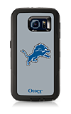 OtterBox Defender Series NFL Detroit Lions Case and Holster - Samsung Galaxy S6