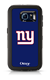 OtterBox Defender Series NFL New York Giants Case and Holster - Samsung Galaxy S 6