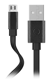 AT&T Flat Charge Sync Cable Micro