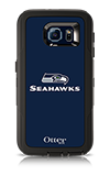 OtterBox Defender Series NFL Seattle Seahawks Case and Holster - Samsung Galaxy S6