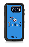 OtterBox Defender Series NFL Tennessee Titans Case and Holster - Samsung Galaxy S6
