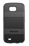 Pelican Black Voyager Case and Holster – LG X venture