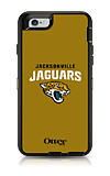 OtterBox Defender Series NFL Jacksonville Jaguars Case and Holster - iPhone 6