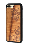 Sonix Pono Wood Hawaiian Flowers Case- iPhone 7 Plus