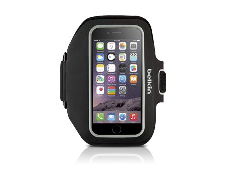 Belkin Sport-Fit Plus Armband - iPhone 6\/6s