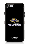 OtterBox Defender Series NFL Baltimore Ravens Case and Holster - iPhone 6
