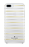 Kate Spade Surprise Stripe Case - iPhone 6s Plus/7 Plus
