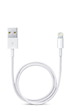 Apple Lightning to USB Cable (.5m)