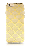 Sonix Gold Lace ClearCoat Case - iPhone 6/6s