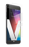 BodyGuardz Pure 2 Tempered Glass Screen Protector - LG V20