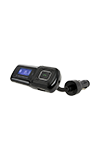 Scosche Universal Handsfree Car Kit with FM Transmitter