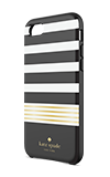 Kate Spade Stripe 2 Case - iPhone 6s/7
