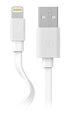 AT&T Flat Charge Sync Cable Lightning