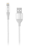 AT&T Braided Lightning Cable 6ft for Lightning devices, iPhone, iPad