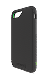 BodyGuardz Black Shock Case with Unequal - iPhone 7