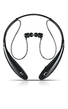LG Tone Ultra Headphones - Black