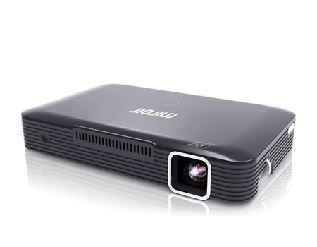 Miroir mp150 hd mini hdmi projector for Miroir projector