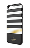 Kate Spade Stripe 2 Case - iPhone 6s Plus/7 Plus