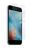 BodyGuardz Pure 2 Tempered Glass Screen Protector - iPhone 6/6s/7