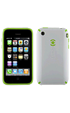 Speck Stone/Green Candy Shell - iPhone 3G & 3GS