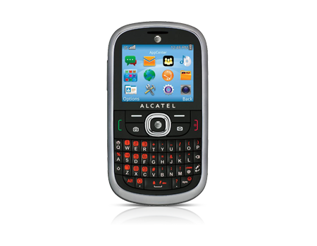 Alcatel-871A-gray