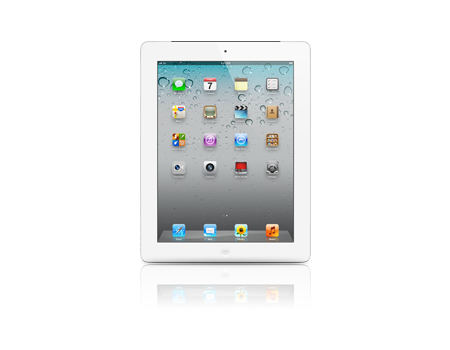 Apple iPad 2 with Wi-Fi + 3G 16GB White tablet from AT&T