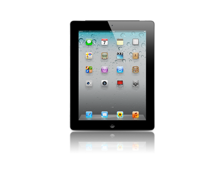 Apple-iPad 2 with Wi-Fi 3G 64GB-Black