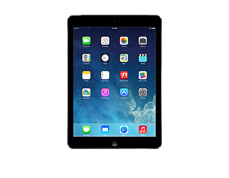 Apple iPad Air Wi-Fi + Cellular 32GB - Space Gray