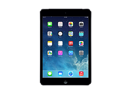 Apple-iPad mini with Wi-Fi + Cellular 16GB-Space Gray