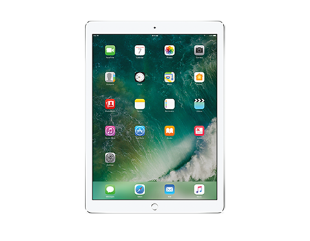 Apple-iPad Pro (12.9-inch) 128GB-Silver