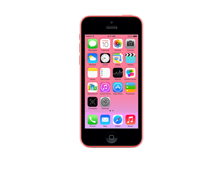 Apple-iPhone 5c - 32GB Refurb-Pink