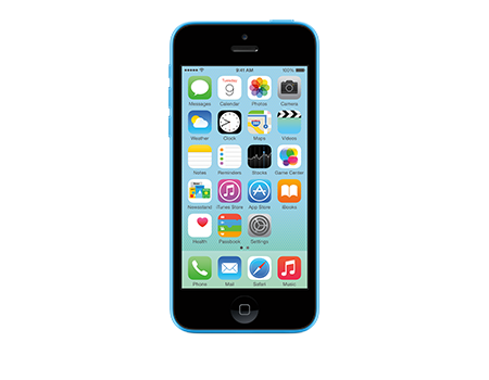 Apple iPhone 5c - 8GB - Blue (Certified Like-New)
