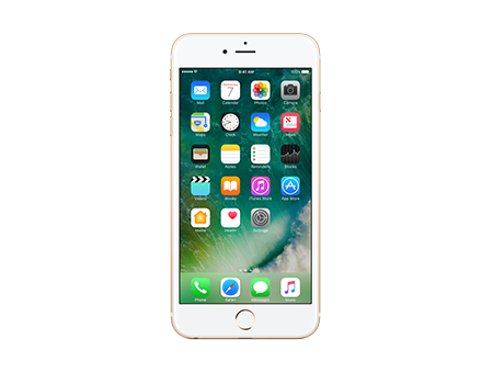 Apple iPhone 6s Plus - 128GB - Gold