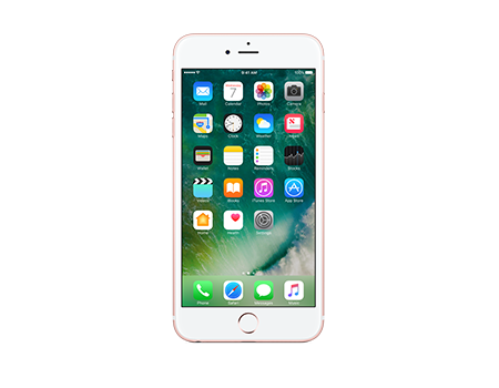 Apple-iPhone 6s Plus 128GB-Rose Gold