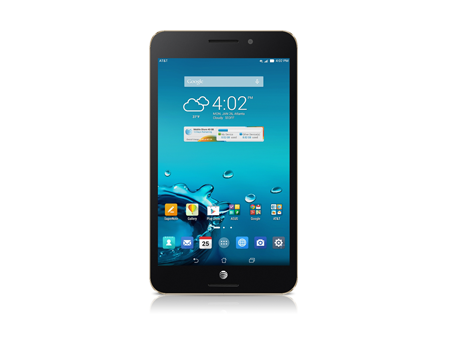 Asus-MeMO Pad 7 LTE-Dark Chocolate