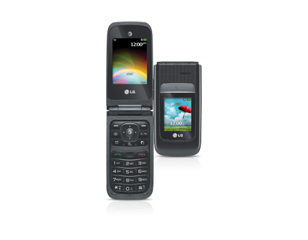 Lg A380 Cell Phone From At Amp T