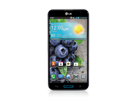 LG Optimus G Pro  - Indigo (Certified Like-New)