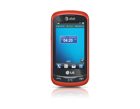 LG-Xpression-Red