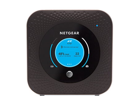 nighthawk lte mobile hotspot router at t. Black Bedroom Furniture Sets. Home Design Ideas