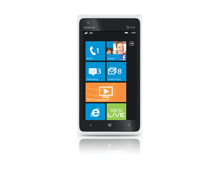 Nokia Lumia 900 - White